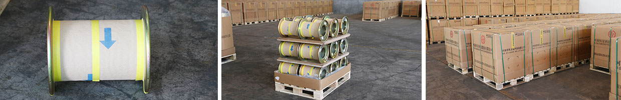 Packing Of Ultra fine wire